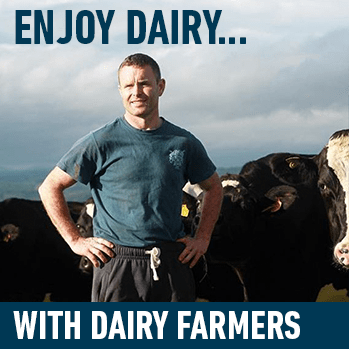 Enjoy Dairy... with dairy farmers