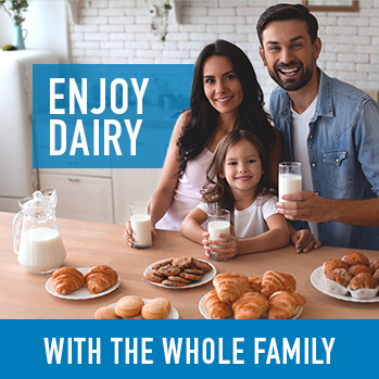 Enjoy Dairy with the whole family