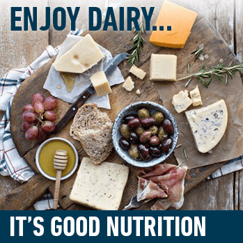 Enjoy Dairy... for good nutrition