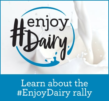 Learn more about the #EnjoyDairy Rally