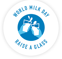 World Milk Day - Raise a Glass